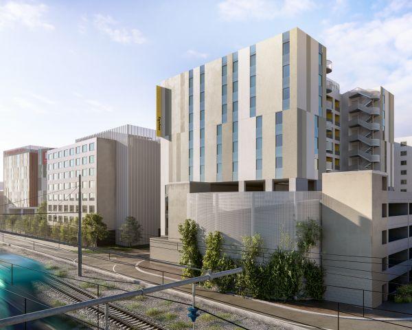 Mestre, quattro nuovi alberghi MTK