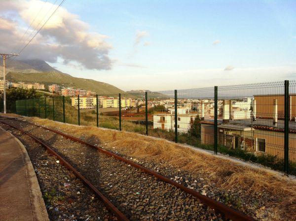 Nylofor 3D PRO per Stazione ferroviaria di Formia