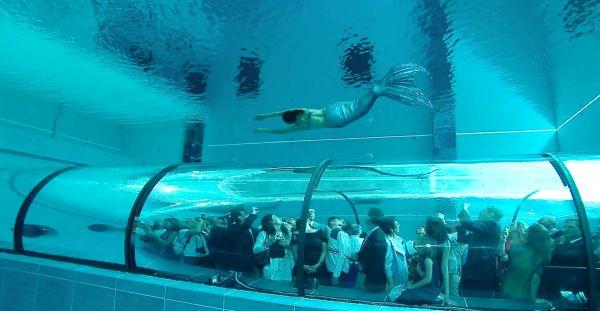 I prodotti filtranti di Culligan sono stati impiegati per la piscina Y-40 di Montegrotto Terme @copyright Culligan