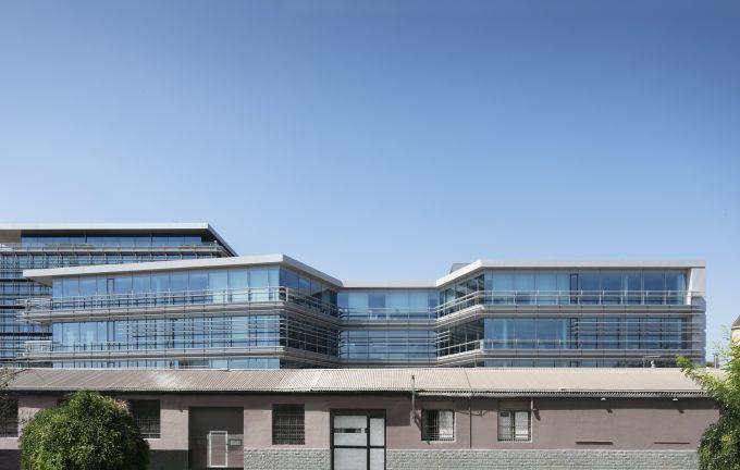 la nuova sede di Sandvik a Milano