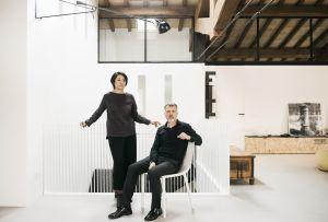 Junko Kirimoto e Massimo Alvisi