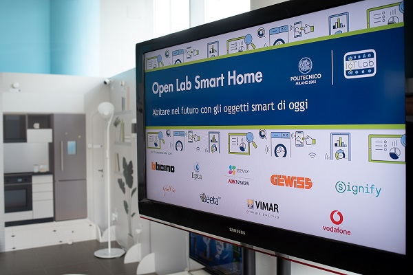 Open Lab Smart Home