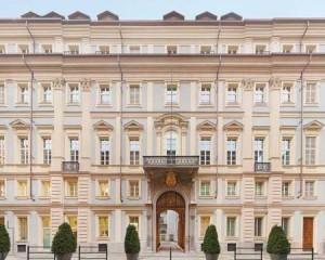 Facciata Palazzo Valperga, in Via Alfieri, a Torino