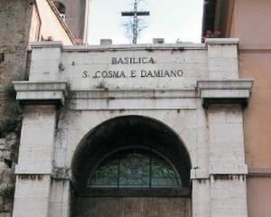 Consolidamento della Basilica SS. Cosma e Damiano