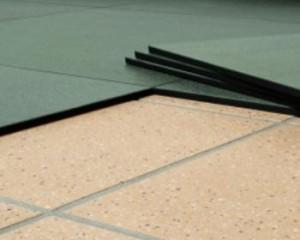 Aexacta, pavimentazione autoposante temporanea