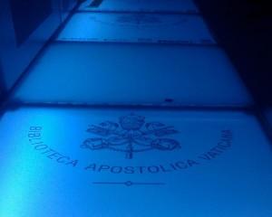 I pavimenti Nesite per il Data Center della Biblioteca Apostolica Vaticana 1