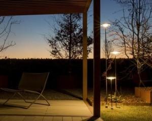 Chiodo, corpo illuminante a LED