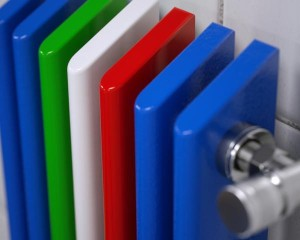 Radiatore Tricolore di Scirocco, per scaldare il tifo italiano