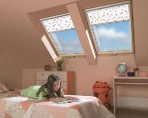 Finestra per tetti FTP-V P2 Secure antieffrazione