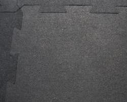 Pavimento in gomma 10mm con incastro puzzle