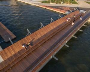 Nuova attrazione costiera a Izmir, in Turchia