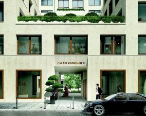 Chipperfileld per il prestigioso residence a Berlino 1