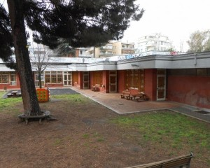 Consolidamento del terreno di una scuola materna