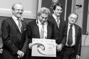 """OIKOS vince il Premio Imprese x Innovazione """"Andrea Pininfarina"""""""