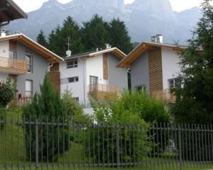 Residenza Giulia realizzata in legno