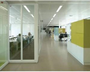 Pavimenti ARTIGO per i nuovi uffici Enexis