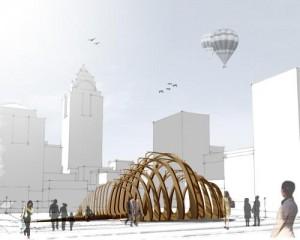 L'idealizzazione della natura diventa architettura 1