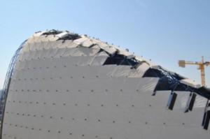 Impermeabilizzazione innovativa per l'Heydar Aliyev Cultural Center di Baku 1