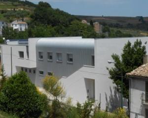 Un'architettura moderna