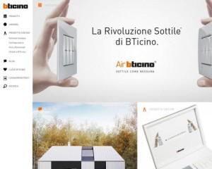architetti.bticino.it, dedicato ai professionisti del progetto