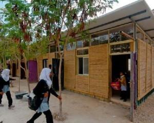 Scuola di bambù