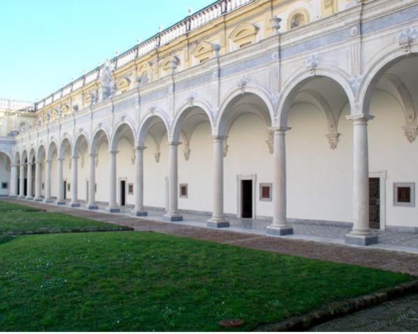 Napoli, Certosa di S. Martino