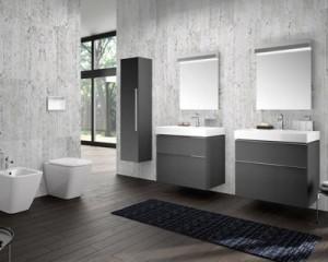 Collezione di arredo bagno e vasi Rimfree® a firma Pozzi-Ginori