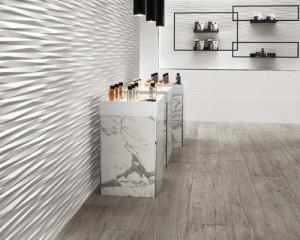 3D Wall Design, pareti che sembrano sculture