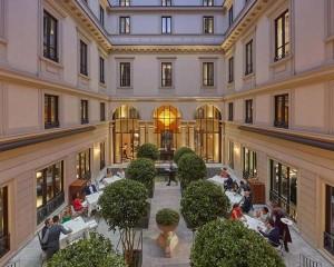 Soluzioni leggere e isolanti per il Mandarin Oriental Hotel