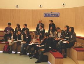 Partnership Samo e Università di Trento 1