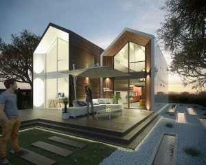 Concept architettonico