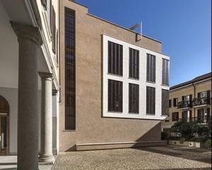 Via del Torchio, un'architettura dinamica