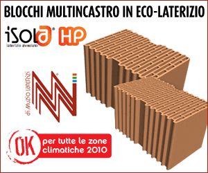 ISOL A HP Multincastro prodotto verde dell'anno