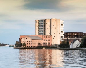 Da silos ad appartamento di lusso