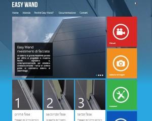 easywand.com il nuovo sito di Alubel