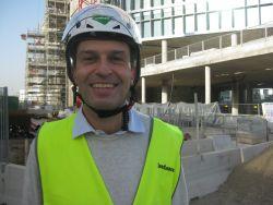 Filippo Reggiardi, senior project manager di Lendlease