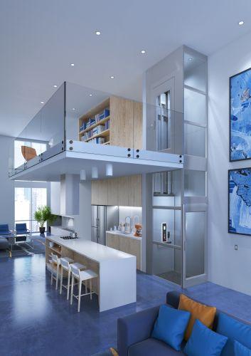 Thyssenkrupp propone gli ascensori domestici H300 e H100