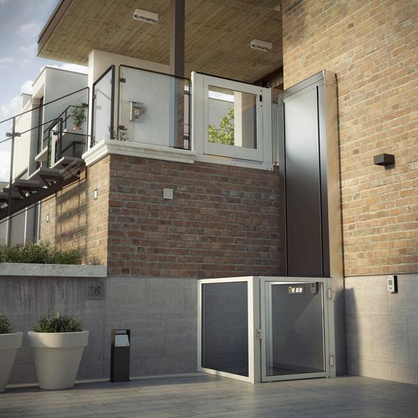 Vetrofacile modulo vetrato per pareti in cartongesso for Piani di casa senza cantina