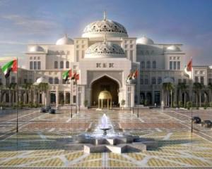 FILA firma il Palazzo Presidenziale di Abu Dhabi 1
