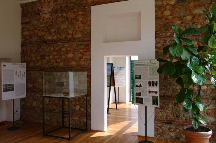 """Centro Parco Dogana a Tornavento, intervento di restauro dello studio """"Più di Tre"""", congiuntamente a studio Architetti Colombo."""
