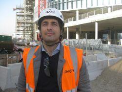 Nicola Greco, project manager & senior façade expert di Deerns