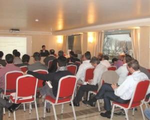 Al meeting Rehau, strategie e novità per un 2013 di successo 1