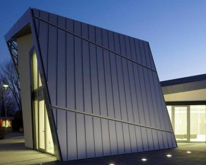 Disegni architettonici di Daniel Libeskind in mostra a Roma 1