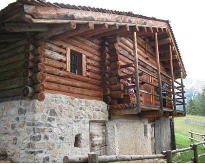 Costruiamoci la casa ma in mattoni o legno for Come stimare i materiali da costruzione per la costruzione di case