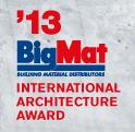BigMat '13 International Architecture Award 1