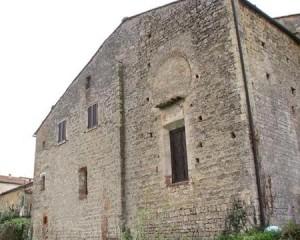 Chiesa di Sant'Agostino, intervento di consolidamento