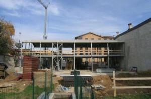 Residenze CasaClima Classe A Oro, Colognola (BG): la struttura
