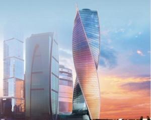 Evolution Tower, la torre a spirale