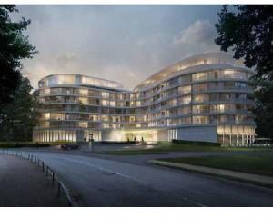 "Grand Hotel ""The Fontenay"" 1"