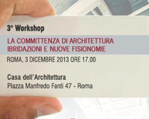Come cambia la committenza in Architettura 1